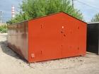 Новое изображение  Продаю новый металлический гараж 67765029 в Самаре