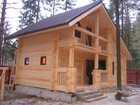 Уникальное фотографию  строительство и отделка деревянных домов и бань 68681043 в Самаре