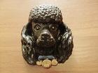 Свежее фотографию Антиквариат, предметы искусства Небольшой барельеф собаки (Пудель), 70131598 в Самаре