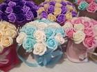 Уникальное фото Другие предметы интерьера Букеты из мыльных роз в Самаре в наличии 70174373 в Самаре