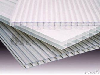 Увидеть изображение Строительные материалы Поликарбонат в рулонах с доставкой 33233520 в Самаре