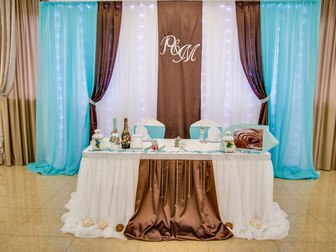 Уникальное фото  Свадебное оформление зала 38883593 в Самаре
