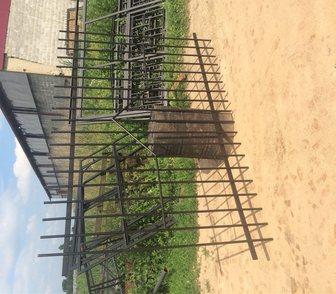 Фото в Строительство и ремонт Строительные материалы Расстояние между прутьями У НОВЫХ СЕКЦИЙ в Самаре 1160