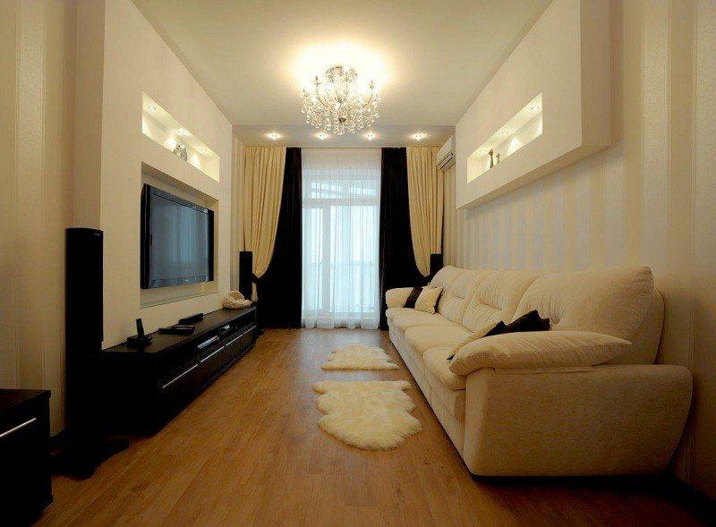 Примеры ремонта двухкомнатной квартиры фото