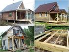 Скачать бесплатно foto Строительство домов Деревянные дома, кровельные работы, отделка срубов 31370249 в Санкт-Петербурге