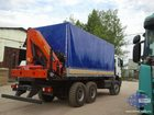 Фото в   Изготавливаем тенты на грузовой автотранспорт, в Санкт-Петербурге 4000