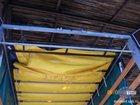 Смотреть фото  Сдвижные крыши, установка, ремонт, обслуживание, тенты, переделка тентов 32710764 в Санкт-Петербурге