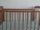 Фотография в  Отдам даром - приму в дар Кровать 126 см в длину, в ширину-67 см. , в Санкт-Петербурге 0