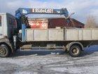 Фото в Спецтехника Эвакуатор Продам кран-манипулятор (МАЗ-зубровик 4370), в Санкт-Петербурге 750000