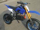 Изображение в   Продаем детский электрический мотоцикл миникросс, в Санкт-Петербурге 14000