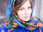 Просмотреть foto Мужская одежда Платки в русском стиле 115х115 см, шерсть 34087085 в Санкт-Петербурге