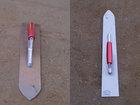 Фотография в Строительство и ремонт Строительство домов Кельма сабля (затирочный нож) для стяжки в Санкт-Петербурге 1300
