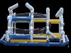 Гидравлический сварочный аппарат для стыковой сварки полимерных труб 50-160