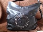 Продам сумку женскую стиль мешок, с ремнем для плеча