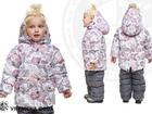 Смотреть фотографию  Детский зимний комплект (куртка и полукомбинезон) на искусственном лебяжьем пуху 68271272 в Санкт-Петербурге