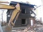 Увидеть фото Другие строительные услуги Демонтаж, зданий,домов,дач,пристроек 68932109 в Санкт-Петербурге