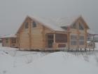 Уникальное фото Строительство домов Дома из сухого профилированного бруса 69108379 в Санкт-Петербурге