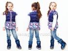 Скачать бесплатно foto Детская одежда Детский жилет на пуху для девочки «КОКЕТКА» 69299526 в Санкт-Петербурге