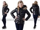 Скачать foto Детская одежда Зимняя подростковая куртка на пуху Гламур, Черная и Белая 69299559 в Санкт-Петербурге