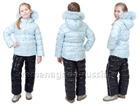 Скачать фотографию Детская одежда Зимний детский эксклюзивный комплект на пуху для девочки «БИРЮЗОВЫЙ ЗЕФИР» 69299575 в Санкт-Петербурге