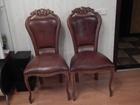 Скачать фото Мебель для гостиной Кожанные стулья для гостинной 70581118 в Санкт-Петербурге