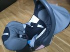 Автокресло Romer baby-safe 0-13 kg