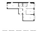Продаётся 3-комн. квартира площадью 90,9 кв.м на 9 этаже 9 э