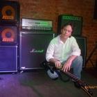 Электрогитара и классическая гитара