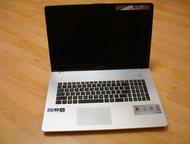 Ноутбук ASUS N76VZ Как новый! Почти не использовался. Без коробки и документов.