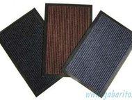 Коврики резиновые и ворсовые Грязезащитные покрытия: ковровые, модульные, рулонн