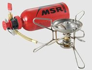 Многотопливная горелка MSR WhisperLite International Многотопливная горелка MSR