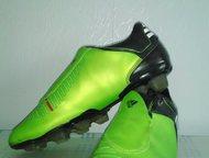 бутсы продам Футбольные бутсы Adidas F30. В хорошем состоянии. Цвет неон. Размер