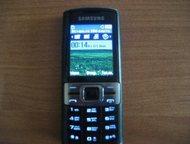 Samsung GT-C3011 (Б/у) Корпус классический, пластик. Управление навигационной кл