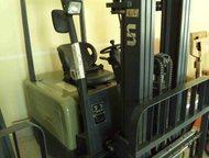 Электрический погрузчик Электрический погрузчик UN FBT13-AZ1  Акция!   3-х опорн