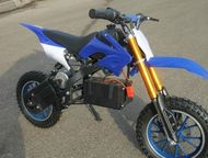 Детский электрический мотоцикл миникрос Продаем детский электрический мотоцикл м