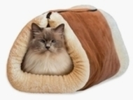 Домик-Лежанка для собак и кошек Kitty Shack Ваш любимчик будет в восторге от ком