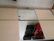 Шкаф купэ Предлагаю шкаф новый, бежевый.