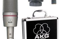 Продам микрофон AKG C2000B