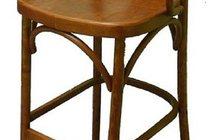 Барные деревянные стулья, кресла и табуреты