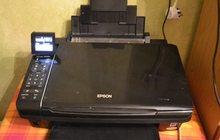 Продам мфу Epson Stylus TX550W