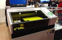 Roland VersaUV LEF 20 Benchtop UV Flatbed Printer