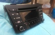 Головное штатное устройство hyundai i40