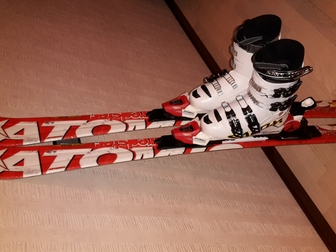 Свежее фото  Детский горнолыжный комплект 37663438 в Санкт-Петербурге