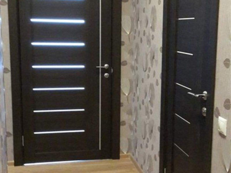 металлические двери за 1800 рублей