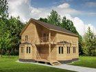 Скачать фотографию Продажа домов дома под ключ из бруса и газоблока 34663001 в Саранске