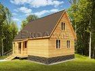 Скачать бесплатно фотографию Продажа домов Построим дом Вашей мечты из дерева ! Дешево 34810195 в Саранске