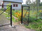 Фото в Строительство и ремонт Строительные материалы Продаем садовые калитки от производителя! в Саранске 2000