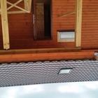 Дома и бани из бруса и кирпича пож ключ