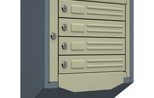 Антивандальные почтовые ящики Терра