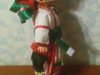 Скачать изображение Коллекционирование Кукла - мордовка, национальный костюм 32846707 в Саранске